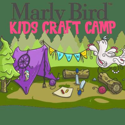 Marly Bird™ Kids Craft Camp 2018