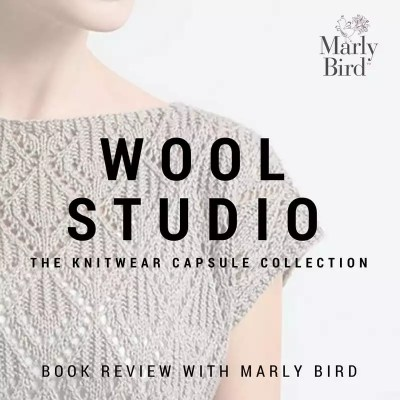 Book Review of Wool Studio-Your KnitWear Capsule Wardrobe