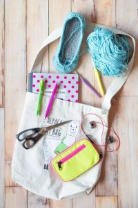 Whistle & Ivy's Project Bag