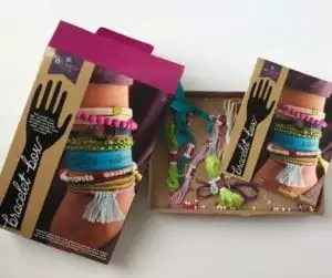 Bracelet Box Kit by Ann Williams