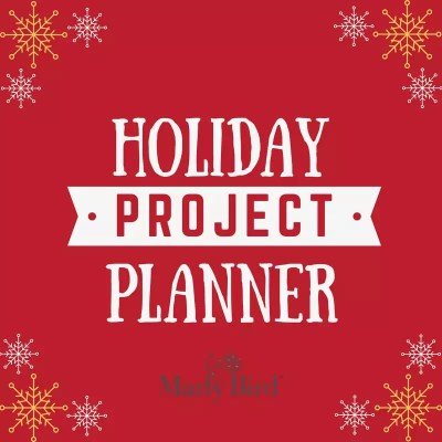 FREE Holiday Project Planner for Knitters and Crocheters
