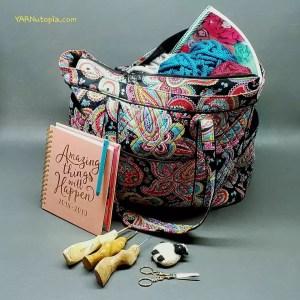 YARNutopia's Project Bag