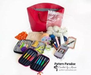 Pattern Paradise's Project Bag
