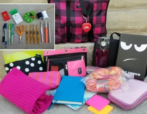 Snappy Tot's Project Bag