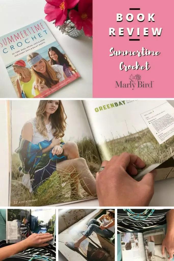 Book Review-Summertime Crochet