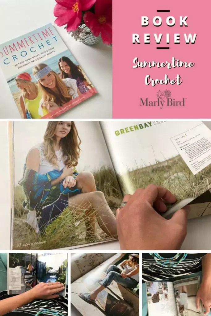 Book Review-Summertime Crochet