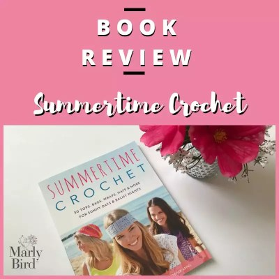 Book Review and Giveaway: Summertime Crochet