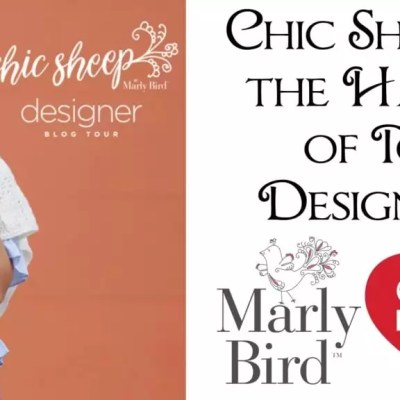 Chic Sheep in the Hands of Top Designers-Chic Sheep Blog Tour