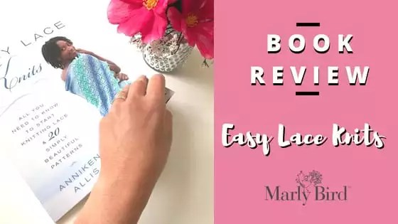 Book Review-Easy Lace Knits