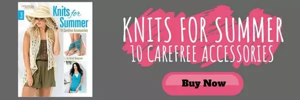Purchase your copy of Knits for Summer