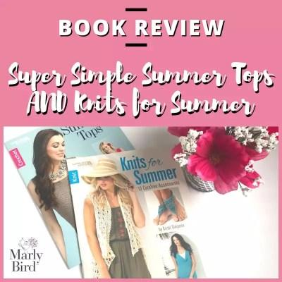Summer Isn't Over Yet, Summer Knit and Crochet Books
