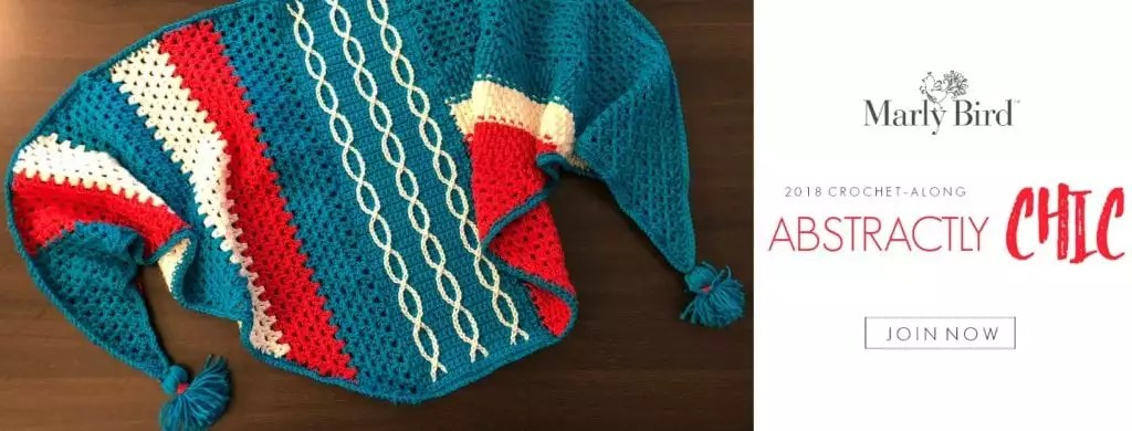 Join the Crochet-along group on Facebook