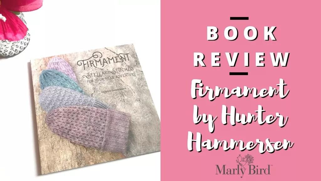 Purchase Hunter Hammersen new knitting book-Firmament