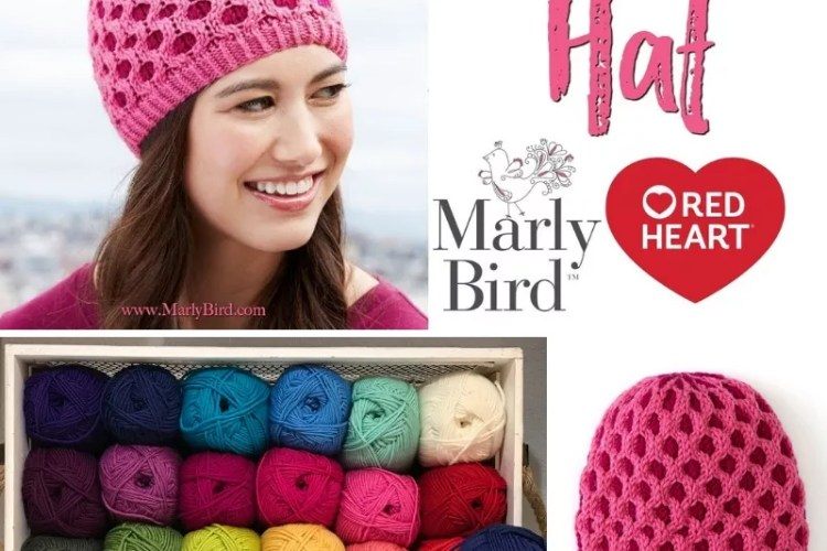Learn how to knit Honeycomb Cable and Fair Isle with the Capriciously Chic Hat