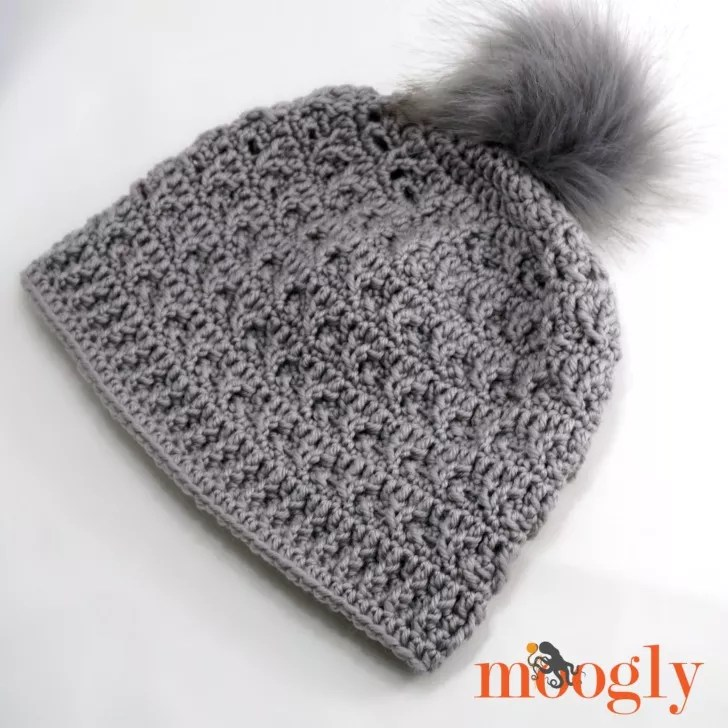 Final Frost Beanie by Moogly