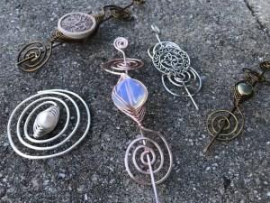 Crafty Flutterby Creations Shawl Pins