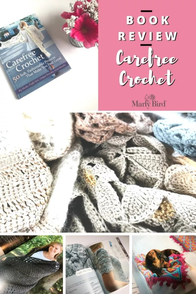Book Review of Carefree Crochet