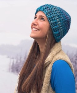 14 FREE Blue Hats Patterns-Keep Warm Beanie