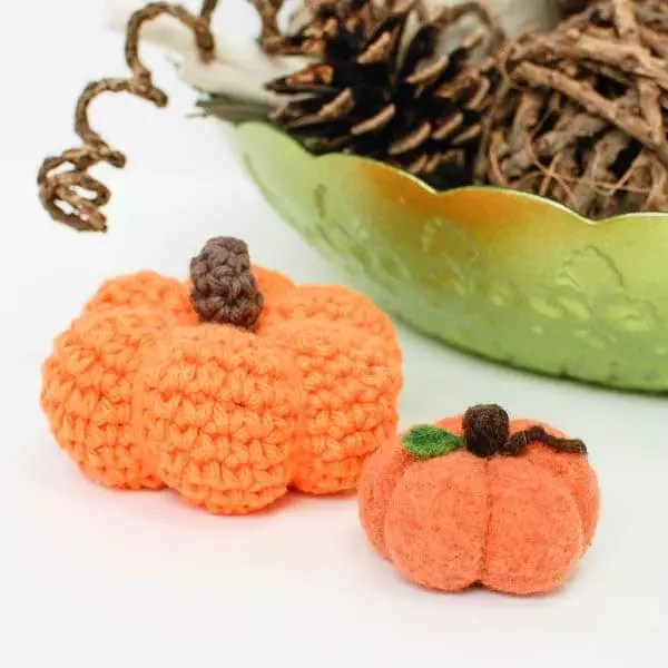 Little Pumpkin Crochet Pattern Designed by Petals to Picots