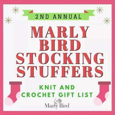2nd Annual Knit and Crochet Gift Ideas and Stocking Stuffers