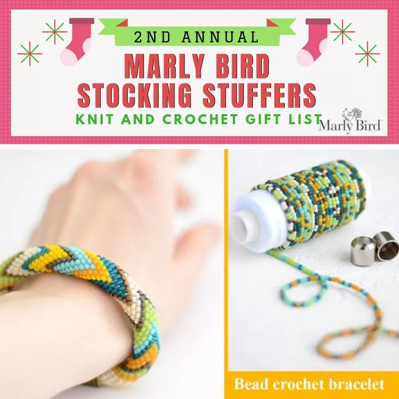 Crochet Stocking Stuffer-Chudibeads Patterns