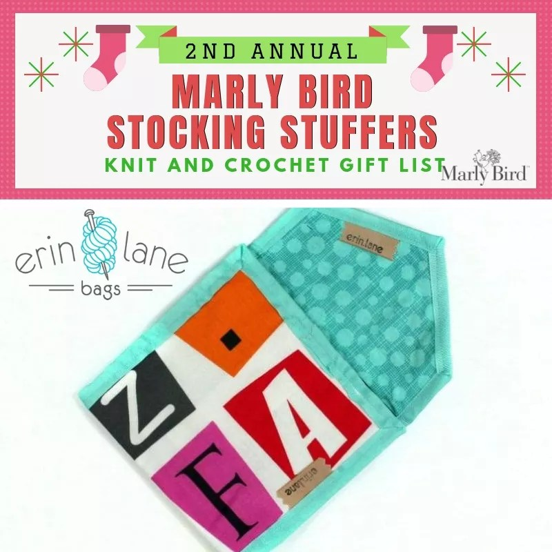 Knit and Crochet Stocking Stuffer-Erin Lane Bags