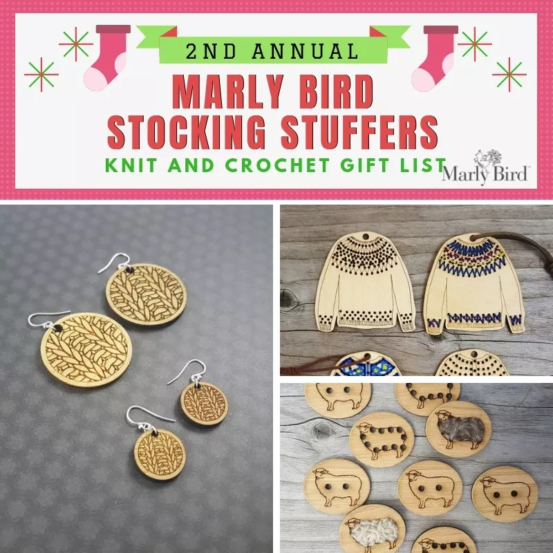 Knit and Crochet Stocking Stuffers-Katrinkles