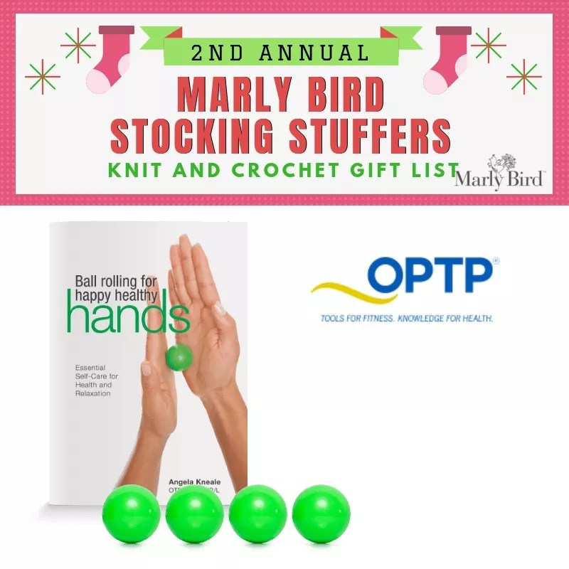 Knit and Crochet Stocking Stuffers-OPTP
