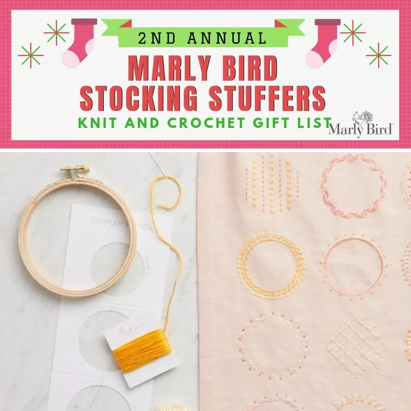 Knitting and Crochet Stocking Stuffer Post-Purl Soho