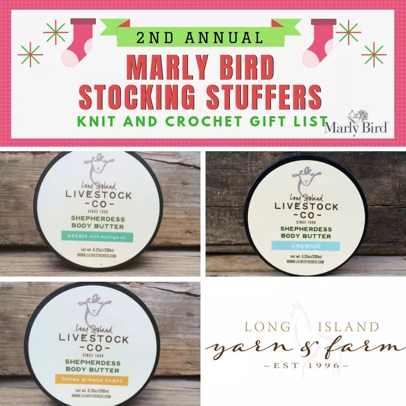Stocking Stuffers for Knitters and Crocheters-Long Island Yarn & Farm