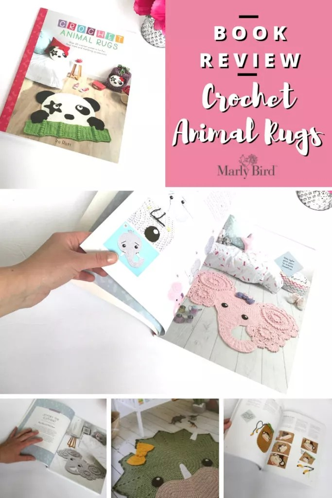 Book Review Crochet Animal Rugs