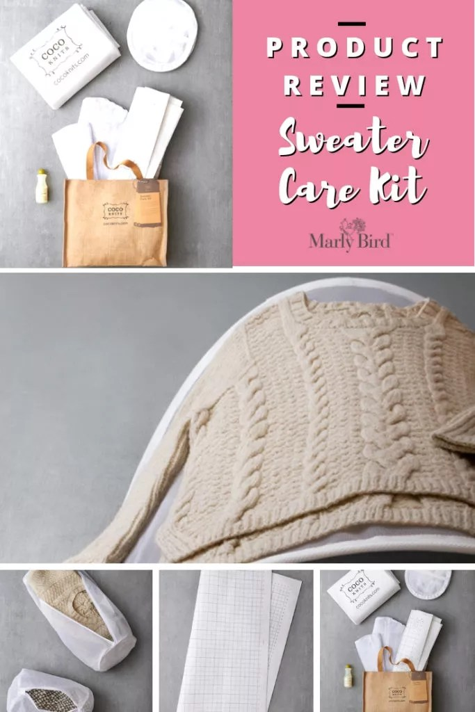 Purchase the COCOKnits Sweater Care Kit