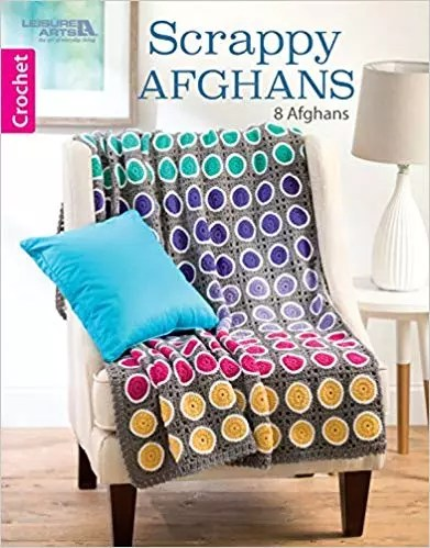 Book Review-Scrappy Afghans