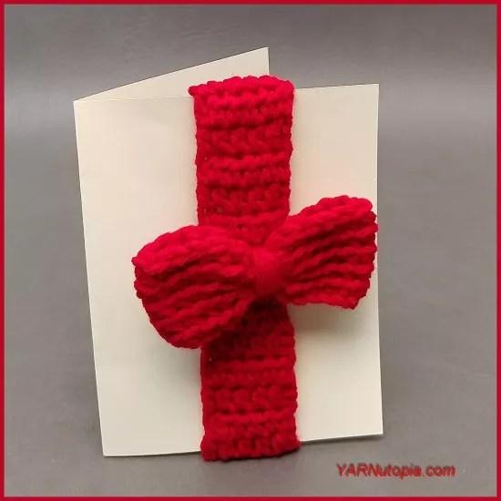 YARNutopia-Gift Card Holder