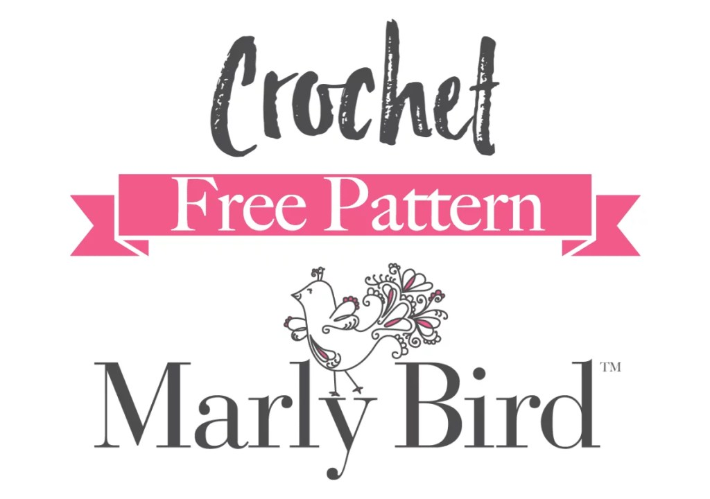 FREE Marly Bird Crochet Patterns