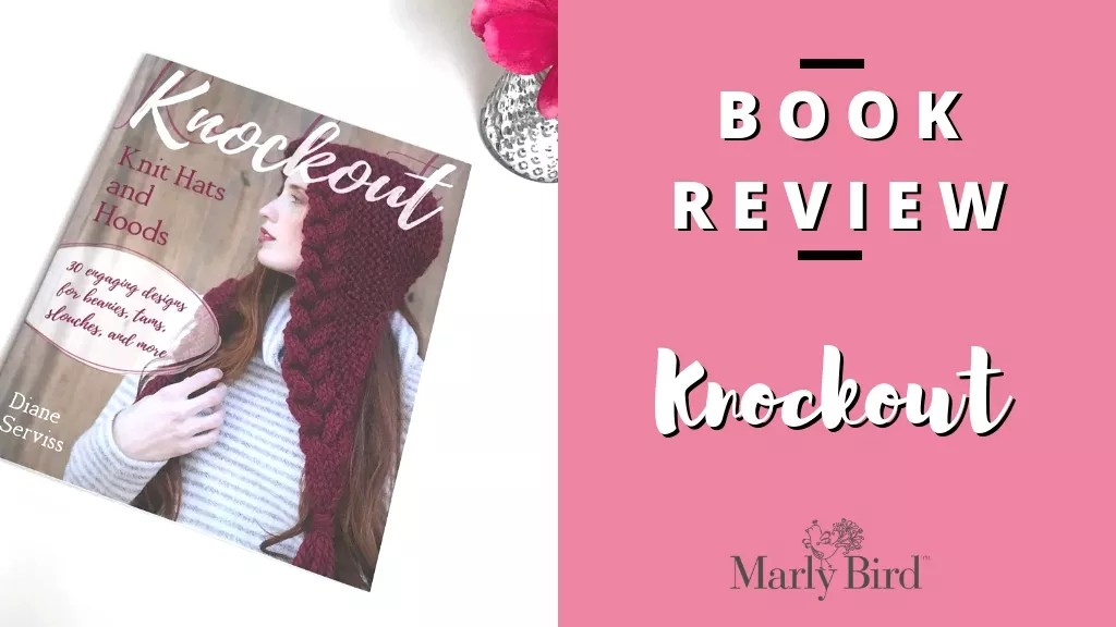Book Review-Knockout Knit Hats and Hoods
