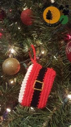 Crochet Gift Card Holder-Santa Gift Card Holder Designed by Sweet Potato Creations