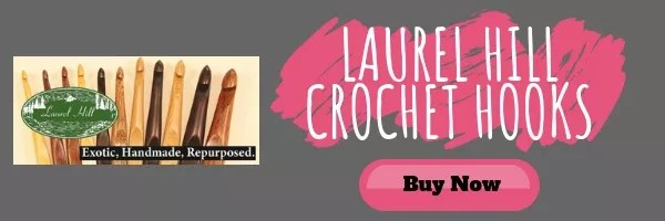 Shop the Laurel Hill Collection of wood crochet hooks