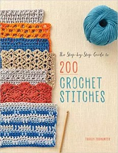 Step-by-step guide to 200 Crochet Stitches