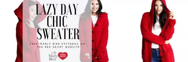 FREE Knit Sweater-Lazy Day Chic Sweater
