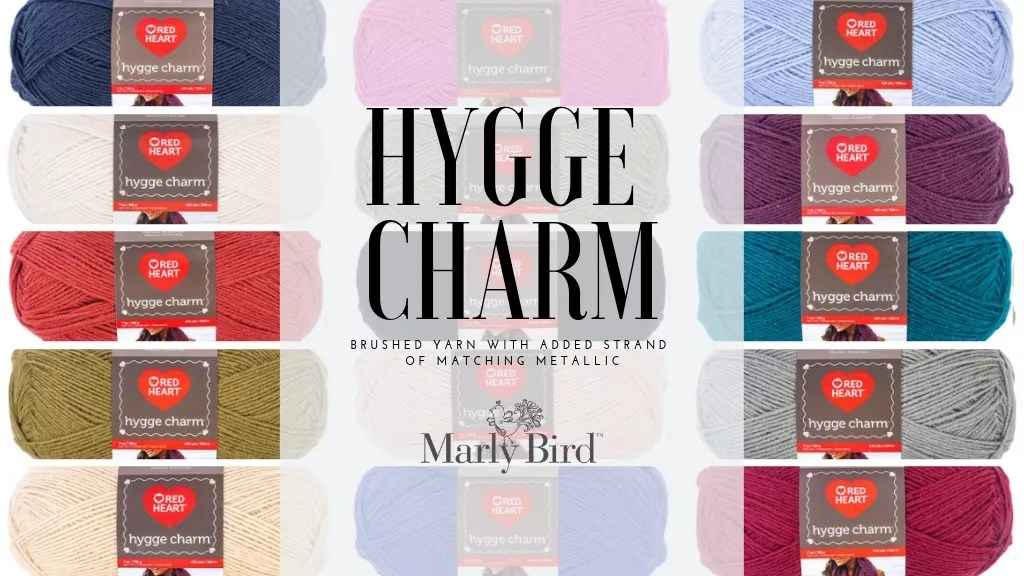 Yarn Review of Hygge Charm from Red Heart