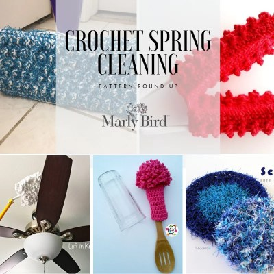 Crochet Spring Cleaning