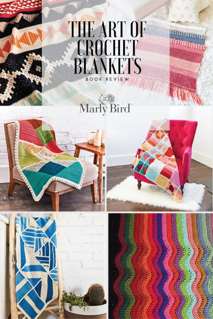 Book Review of The Art of Crochet Blankets-Purchase your own copy