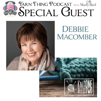 Debbie Macomber Talks Knitting and more