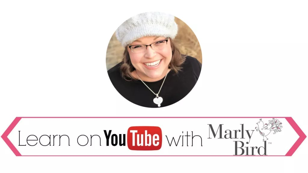 Learn on YouTube with Marly Bird