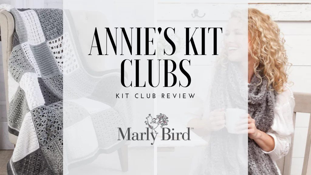 Annie's Knit and Crochet Subscription Boxes