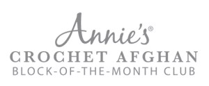 Annie's Crochet Afghan Block of the Month Subscription Box