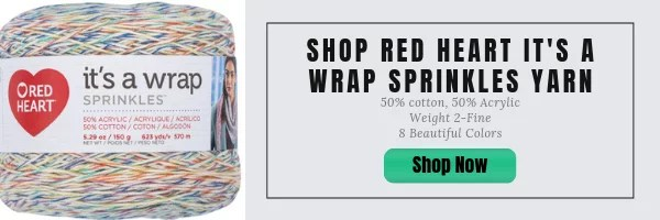 Purchase It's a Wrap Sprinkles from Red Heart