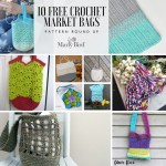 10 Free Crochet Market Bag Patterns Marly Bird