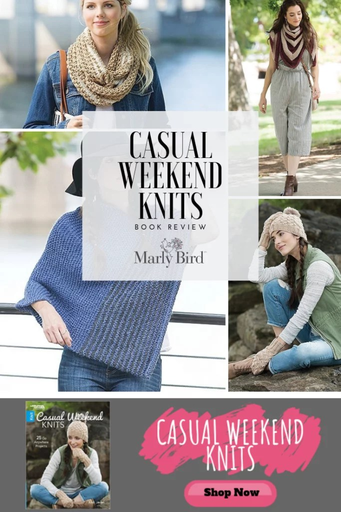 Purchase Casual Weekend Knits by Andi Javori